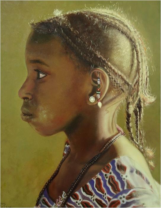 Meisje Mali 2012