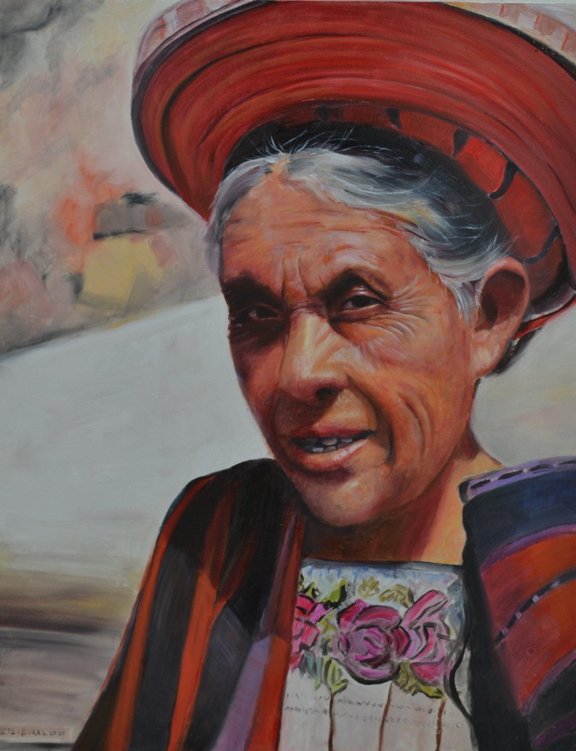 vrouwtje uit guatemala 2020